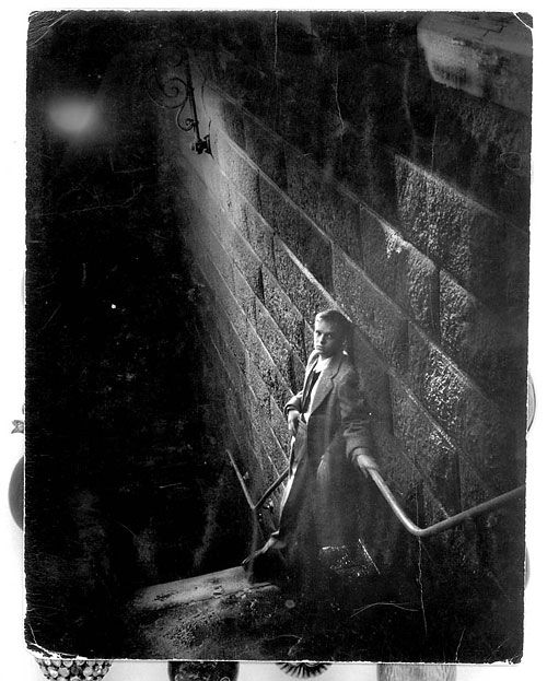Truman Capote. By Karl Bissinger