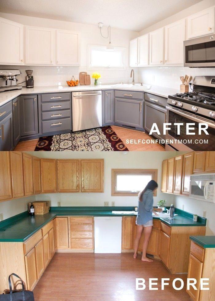 Kitchen Countertop Ideas Budget Kitchen Remodel Farmhouse