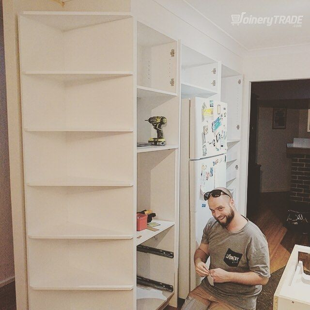 We love the process of building kitchens from scratch. Seeing the face of satisfied customers is our greatest reward!#decoration #stylish #website #styling #instagood #cabinetmaker #dream #style #australia #furniture #onlineshopping #cabinets #love #design #cabinet #interior #diy #kitchen #kitchendesign #home #flatpack #inspire #kitchens #joinerytrade #homesweethome #house #designer #interiordesign #create #shopping
