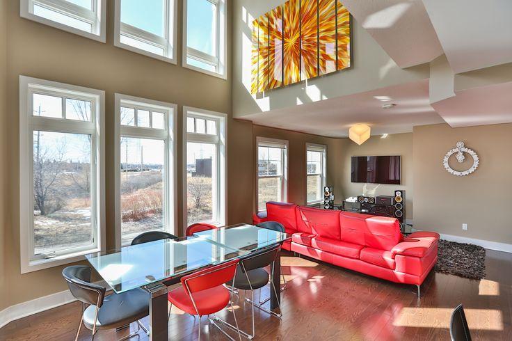 77 Colonnade Rd, Ottawa Luxury loft condo in Central #Ottawa.  #Realtor #ottawarealestate