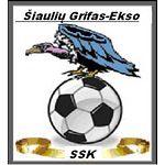 SSK Grifas-Ekso Šiauliai - Lithuania - - Club Profile, Club History, Club Badge, Results, Fixtures, Historical Logos, Statistics