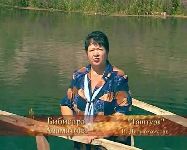 Бибисара Азаматова - Таштура http://tatbash.ru/bashkirskie/klipy/5212-bibisara-azamatova-tashtura