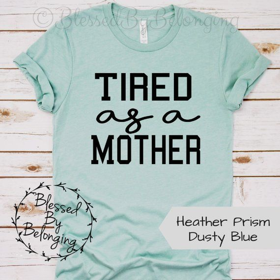 Mom Life Gift for Mom Funny Mom Shirts Just an Ordinary Mama Trying not to Raise an A-hole racerback tank top New Mom Gift