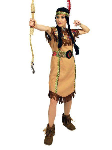 "https://11ter11ter.de/58826516.html Indianerkostüm ""Squaw"" für Frauen #Karneval #Fasching #Mottoparty #11ter11ter #Outfit #Kostüm #Partnerkostüm #Twins #Indianer"