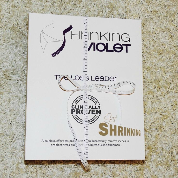 Check out the full Shrinking Violet range here and let us help you kick start your inch loss journey today:- ow.ly/Z0sl30b3us8