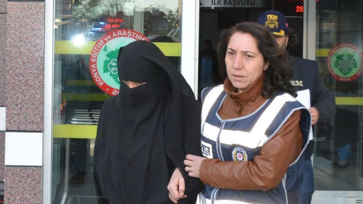 #world #news  Turkish Military Allows Islamic Head Scarves For Officers  #StopRussianAggression @realDonaldTrump @thebloggerspost