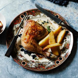 Roast Chicken with Rosemary and Lemon | Food, Cooking, Recipes, etc ...