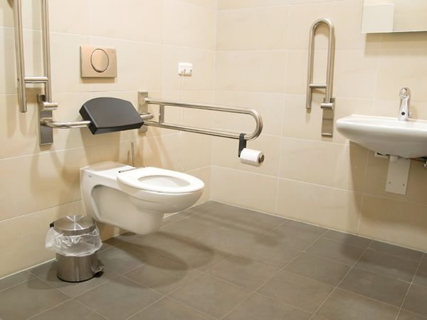Handicapped Bathroom Designs Inspiration Decorating Design