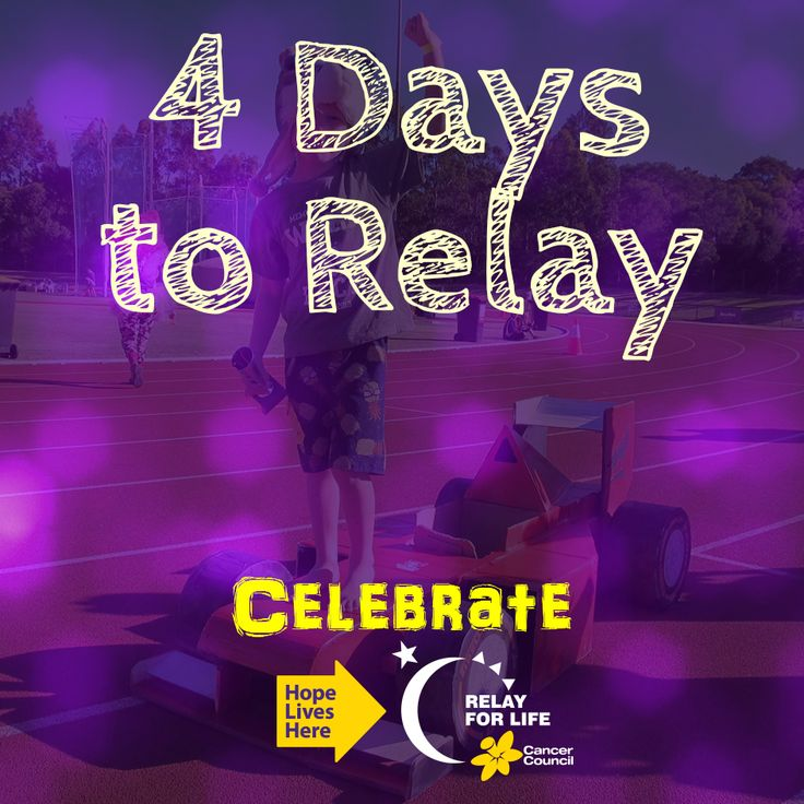 4 Days to Relay