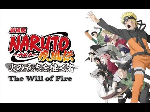 Naruto the Movie 3 : Inheritors Of The Will of Fire English Sub | 1080p ...