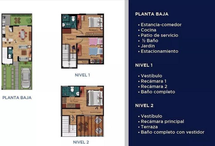 Casas en Venta en Campo De Tiro 1 - San Antonio El Desmonte - Pachuca De Soto - Hidalgo - MetrosCubicos