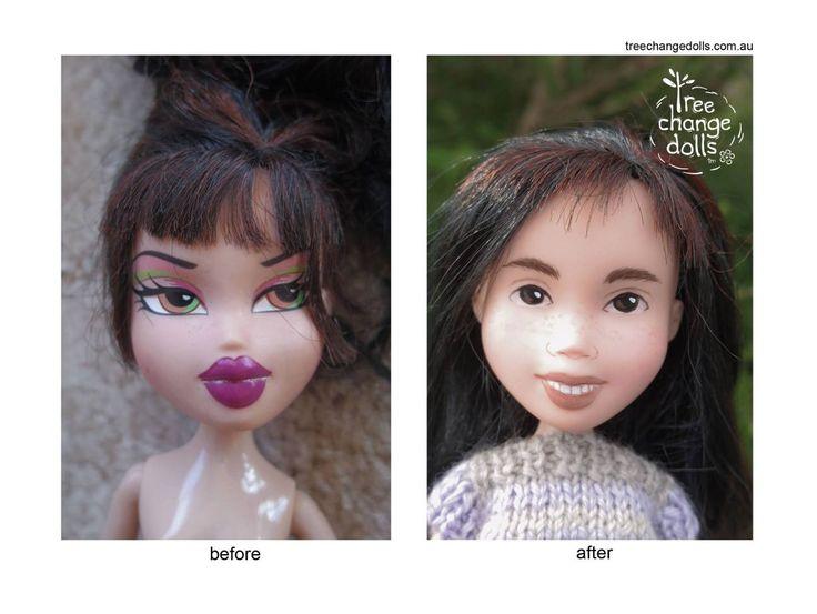 Zdjęcie numer 3 w galerii - Z wampa w dziewczynkę. Dlaczego Sonia Singh przerabia lalki Barbie?