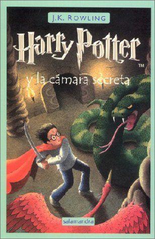 Título: Harry potter y la camara secreta /  Autor: J.K. Rowling :)