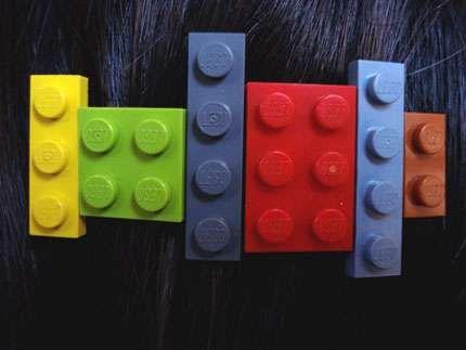 LEGO elegant jewelry   – Hair