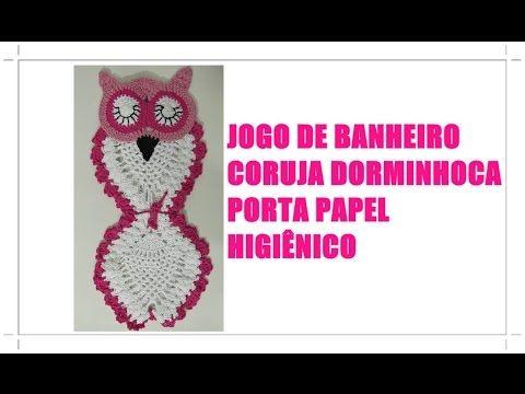 Juego de Tapetes para Baño / tutorial   Todo crochet