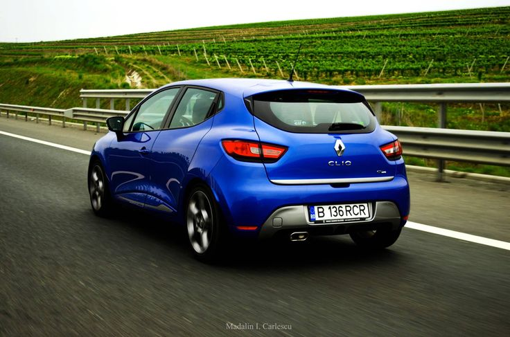 Renault Clio GT-Line Pack - auto23.ro/test-drive-renault-clio-gt-line-pack/