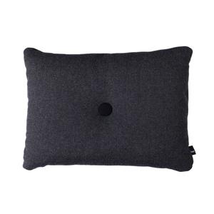 Hay - Dot Hallingdal pude m. 1 knap - mørkegrå