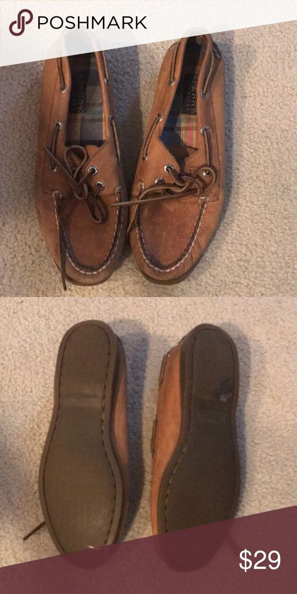 Sperry Loafers Tan leather, size 6.5 Sperry Shoes Flats & Loafers