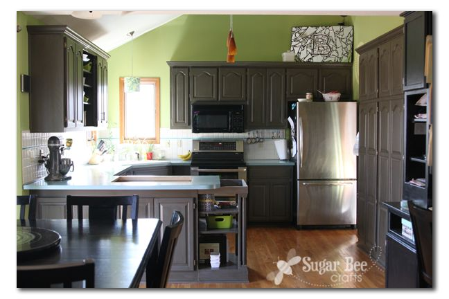 1000+ Ideas About Rustoleum Cabinet Transformation On