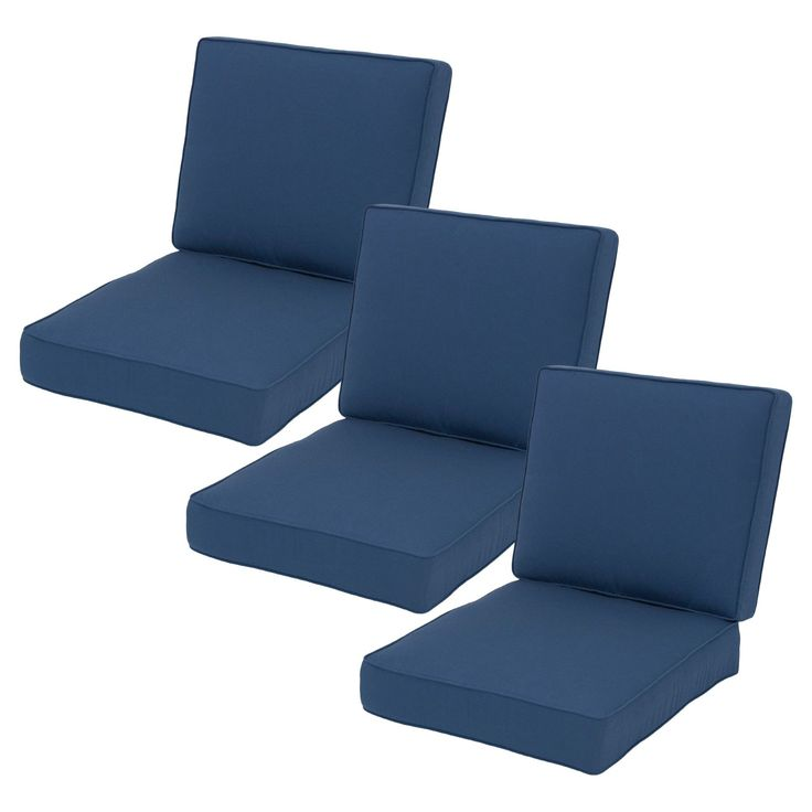 bring new life to your patio furniture with sunbrella belvedere sofa 6piece replacement cushions