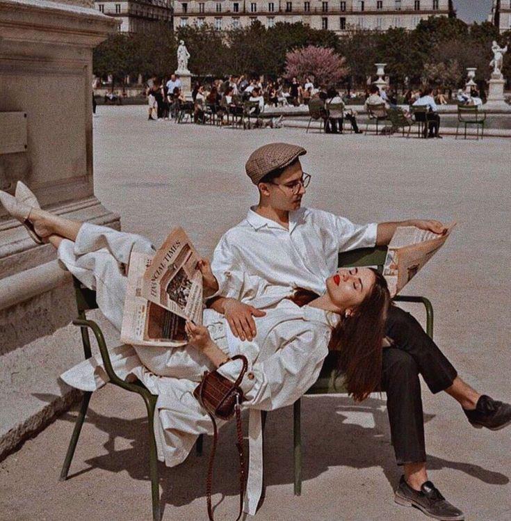 Love fashion style retro two  #loveaesthetics