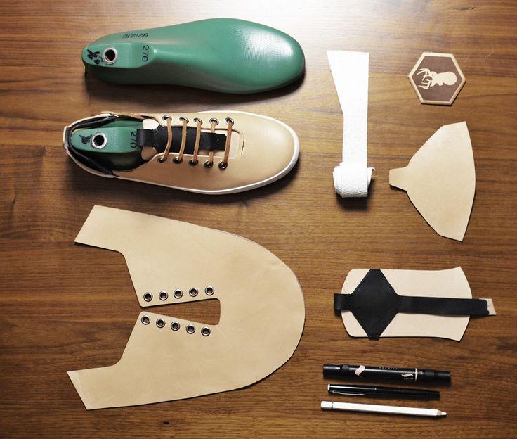 STOK Shoe Company by Austin Scott
