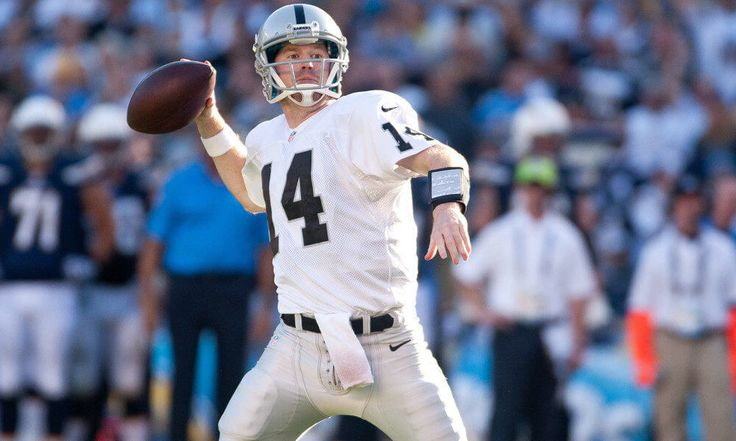 """Eagles sign Matt McGloin to one-year deal = According to an official statement released by the franchise on Monday morning, the Philadelphia Eagles have signed free agent quarterback Matt McGloin. The former Oakland Raiders' signal caller will remain in the """"City of Brotherly Love"""" for at least one go-round after….."""