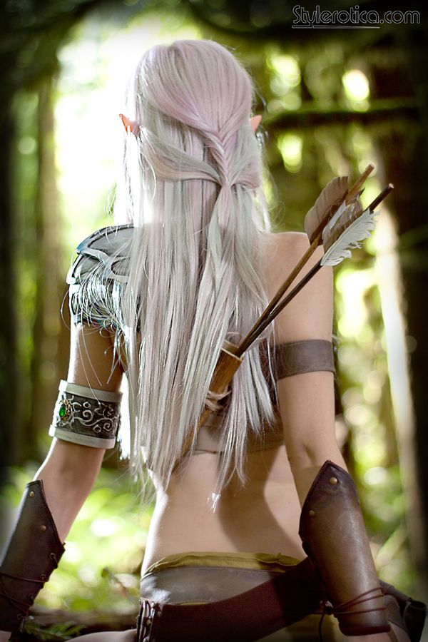 Steamgirlofficial: U201cPeople Often Say That Kato Has Some Elven Qualities,  Whether Itu0027s Her