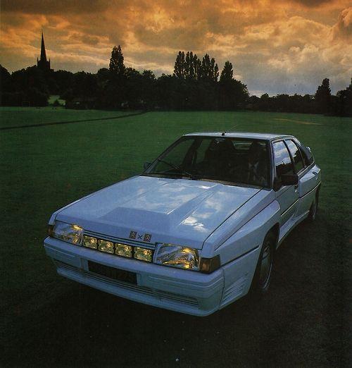 1986 Citroen BX 4TC
