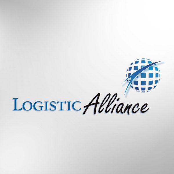 Diseño de marca para una empresa que ofrece soluciones logísticas - importación y exportación