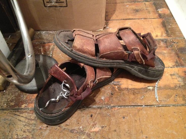 Hard workin shoes