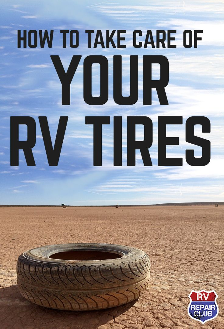 "Most RV owners think they are taking proper care of their tires. After all they periodically check the pressure, take a quick glance or ""whack"" with a trucker's bat, and keep them clean. Tires are the most important component on an RV, but according to data assembled by the RV Safety & Education Foundation and several tire manufacturers, are also the most neglected."