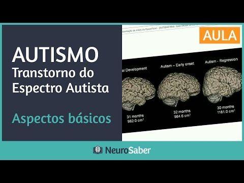 Autismo: Transtorno do Espectro Autista | ASPECTOS BÁSICOS - YouTube