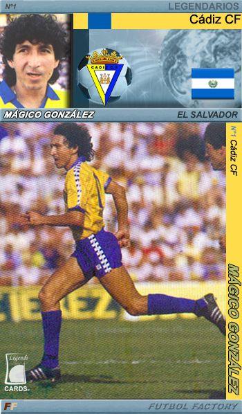 "Jorge ""Magico"" Gonzalez"