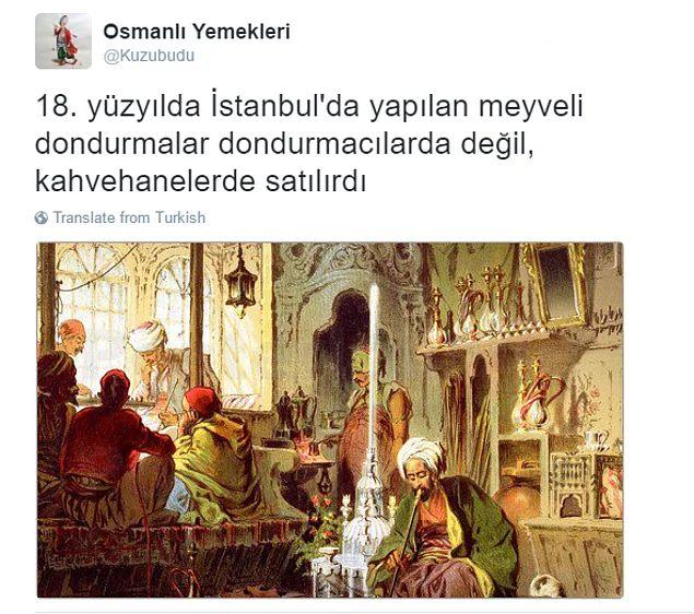 Osmanlı'nın Yeme İçme Kültürüne Dair Daha Önce Duymadığınız Şahane Bilgiler