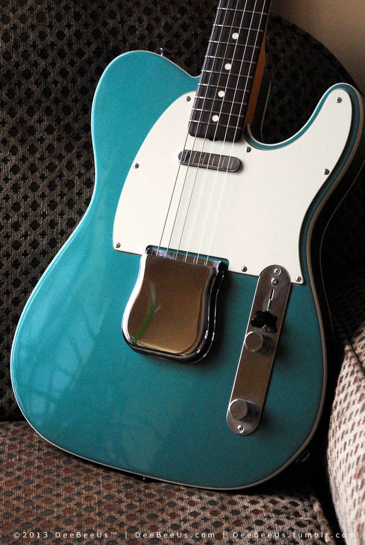 fender american vintage 39 62 custom telecaster reissue sherwood green guitars pinterest. Black Bedroom Furniture Sets. Home Design Ideas