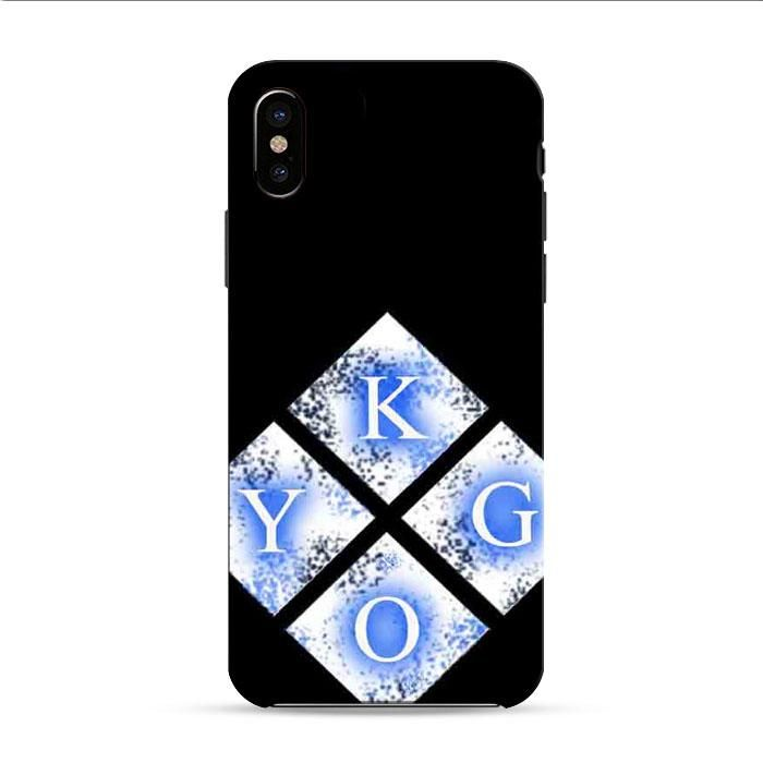 Kygo Logo Light iPhone X 3D Case