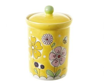 Jumbodose Landblumen von Mila Design - Mein Mila Laden - Der Online-Shop
