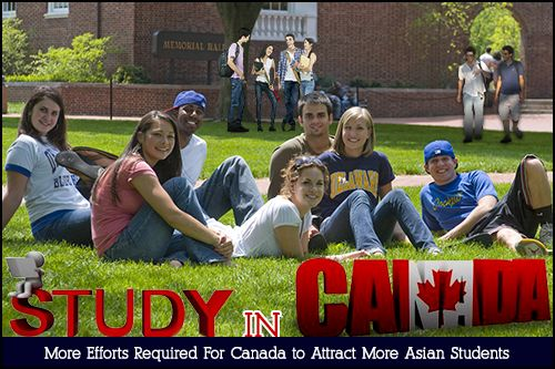 Canada Needs to Game Up the Educational Sector for Asian Students