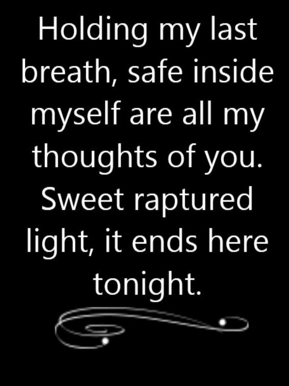 Evanescence - My Last Breath - song lyrics, song quotes, songs, music lyrics, music quotes