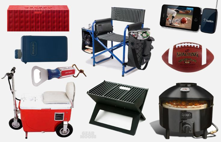 Essential Tailgating Gear
