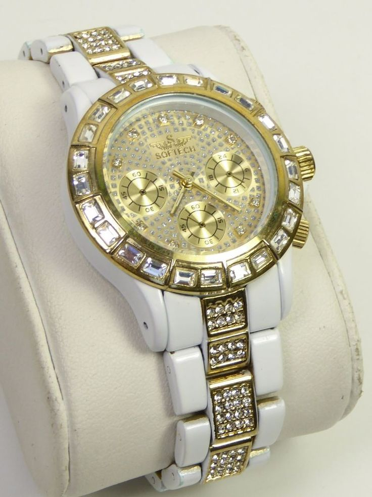 featuring sparkle liked longhorns watch on texas pin polyvore jewelry sparkly ladies watches