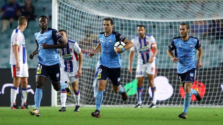 Sydney FC 2 Newcastle Jets 2: Bobo preserves unbeaten home run