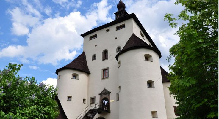 Banská Štiavnica (UNESCO) http://timeforslovakia.com/highlights-slovakia