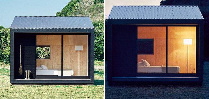 Cette société fabrique des petites maisons pour vivre n'importe où à un prix record