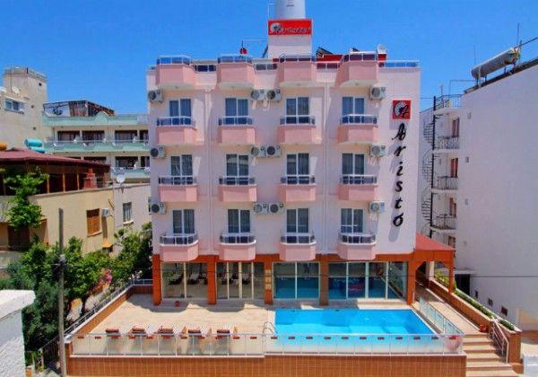 Aristo Hotel, Aristo Otel, Aristo Otel Didim, Aristo Hotel Didim veya Didim Aristo Otel olarak bilinen otelin bilgileri ve tüm Didim Otelleri Alsero Turda.