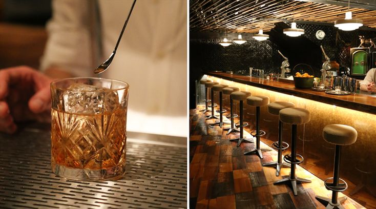 The sultry new cocktail lounge tempting us every day of the week.