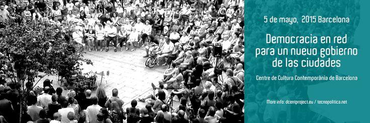 D-CENT es un proyecto europeo orientado a la creación de la próxima generación de herramientas y aplicaciones, que serán descentralizadas, protegerán la privacidad, y potenciarán los derechos ciudadanos. D-CENT aspira a cambiar los procesos de toma de decisiones para facilitar a la ciudadanía y a los movimientos la participación en el proceso político y la transformación social.