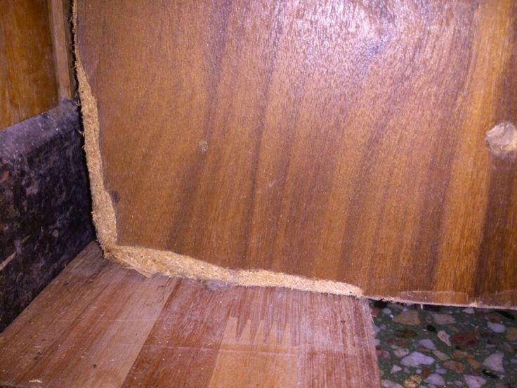 restauracion y decoracion de madera: Reparar aglomerado de madera
