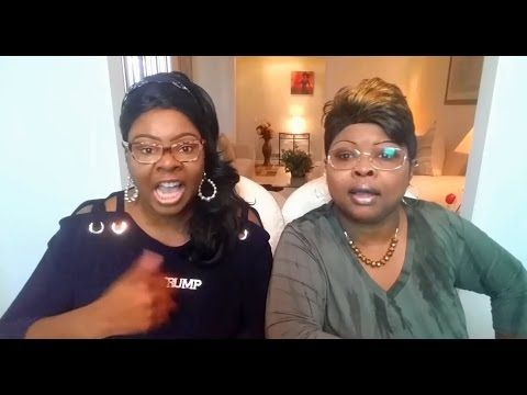 Meryl Streep Underhandedly Came For The Donald, Diamond and Silk Straight Out Came For Her.